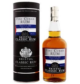 Bristol Bristol Cuban Rum Sherry Finish 2003/2016 0,7L Gift Box