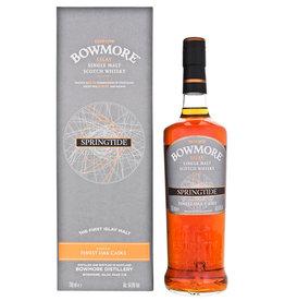 Bowmore Bowmore Springtide 0,7L Gift Box