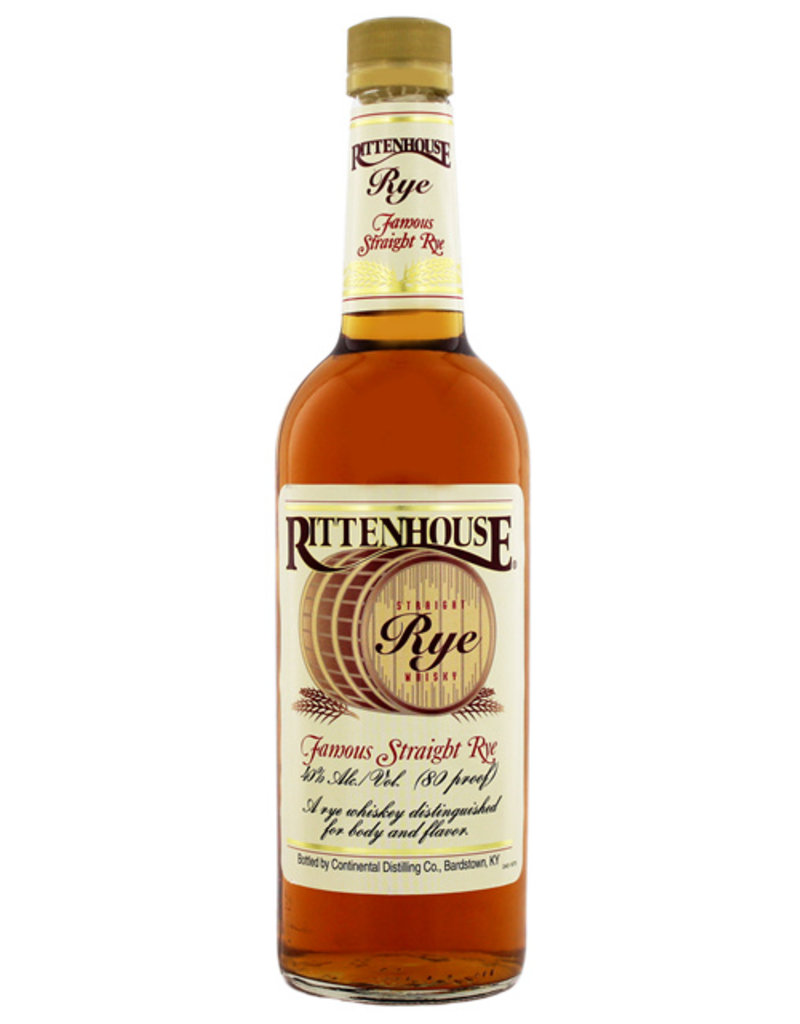 Rittenhouse Straight Rye Whisky 0,7L