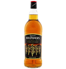 Seagrams Seagrams 100 Pipers Scotch Whisky 1,0L