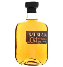 Balblair Balblair 2004/2016 Vintage Sherry Cask 1,0L Gift Box