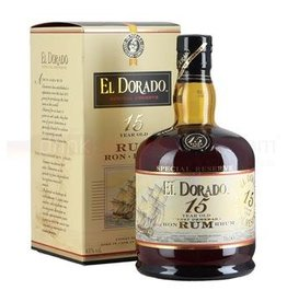 El Dorado El Dorado 15 Years Gift Box