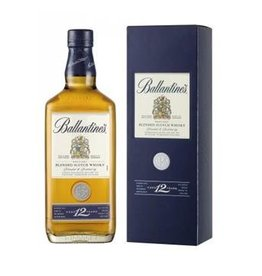Ballantines Ballantine's 12 Years Gift Box