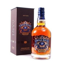 Chivas Chivas Regal 18 Years Gift Box