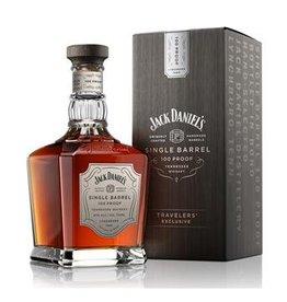 Jack Daniels Jack Daniels Single Barrel 100 Proof Gift Box
