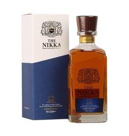 Nikka Nikka 12 Years Gift Box