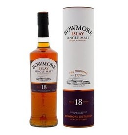 Bowmore Bowmore 18 Years Gift Box