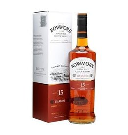 Bowmore Bowmore 15 Years Darkest Gift Box