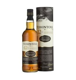 Tomintoul Tomintoul 12 Years Oloroso Gift Box