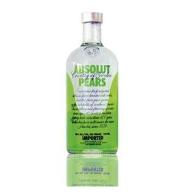 Absolut Absolut Pears
