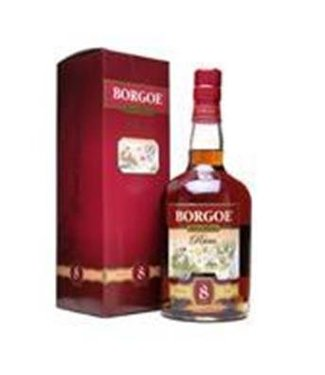 Borgoe Borgoe Grand Reserve 8 Years Gift Box