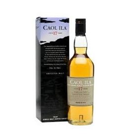 Caol Ila Caol Ila 17 Years Unpeated Gift Box
