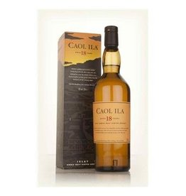 Caol Ila Caol Ila 18 Years Gift Box