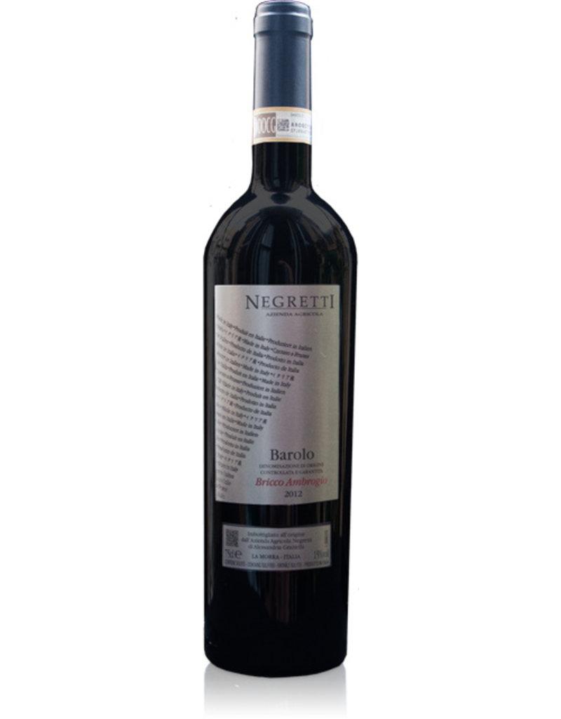 2012 Negretti Bricco Ambrogio 75 cl
