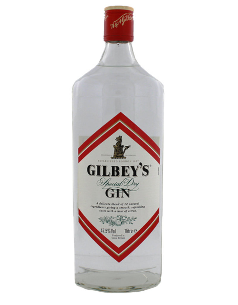 Gilbeys 1000 ml Gin Gilbey s Special Dry