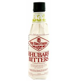 Fee Brothers Fee Brothers Rhubarb Bitters 0,15L