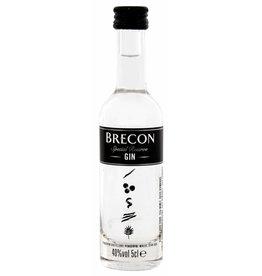 Brecon Brecon Special Reserve Gin Miniatures 0,05L