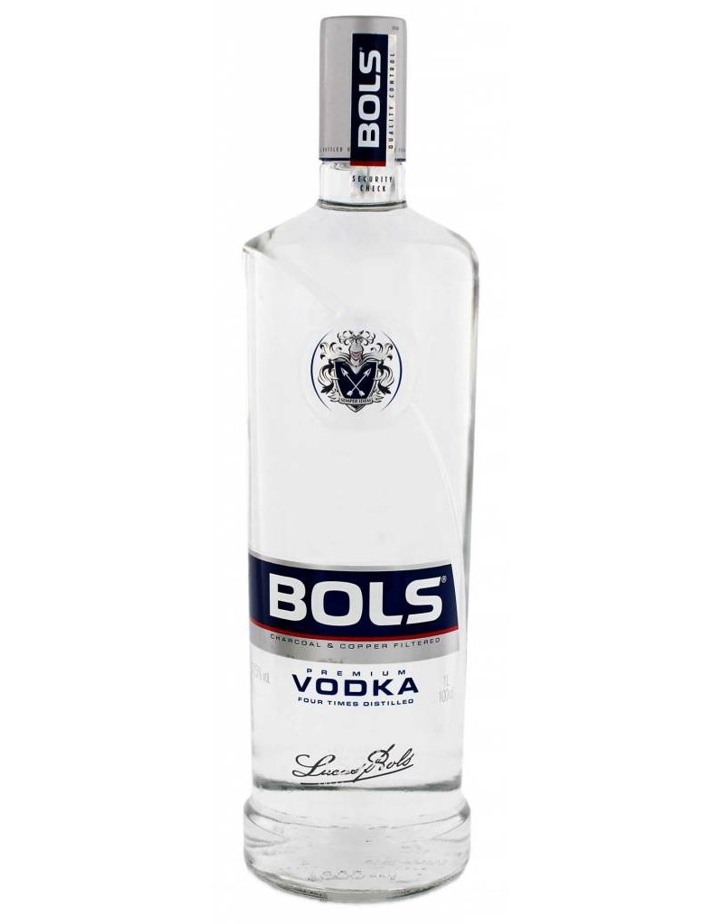 Bols Bols Vodka Classic 1,0L 37,5% Alcohol