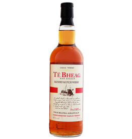 Te Bheag Te Bheag Unchilfiltered Whisky 0,7L Gift Box