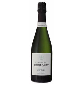 NV Michel Gonet  Grand Cru Zero Dosage Blanc des Blancs