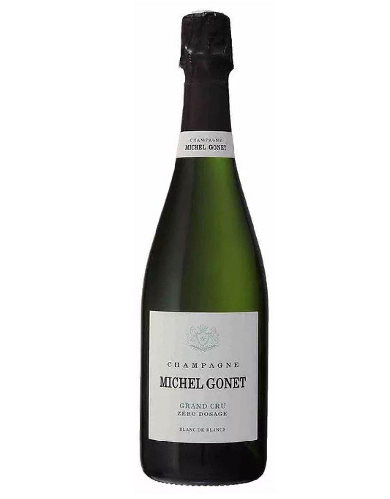 NV Michel Gonet  Grand Cru Zero Dosage Blanc des Blancs Chardonnay