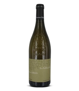 Domaine Giraud 2016 Domaine Giraud Chateauneuf du Pape Les Gallimardes Blanc