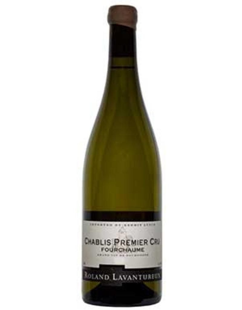 2016 Roland Lavantureux Chablis Fourchaume Premier Cru Chardonnay