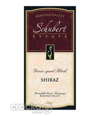 Schubert Estate 2005 Schubert Estate Shiraz Goose-Yard-Block