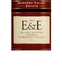 BVE Barossa Valley Estate E & E 1996 E + E Black Pepper