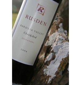 Rusden Wines 2005 Rusden Zinfandel Shookshed