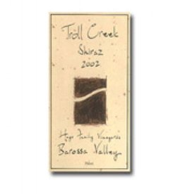Troll Creek 2006 Troll Creek Shiraz