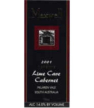 Maxwell 2001 Maxwell Cabernet Sauvignon Lime Cave Reserve