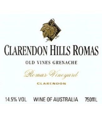 Clarendon Hills 2002 Clarendon Hills Grenache Romas