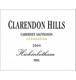 Clarendon Hills 1998 Clarendon Hills Cabernet Sauvignon Hickinbotham