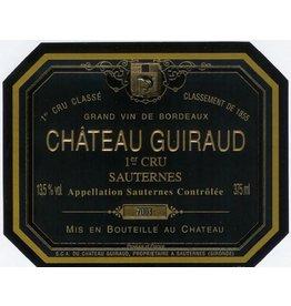 Chateau Guiraud 2001 Chateau Guiraud 375ml fles