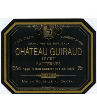 Chateau Guiraud 2005 Chateau Guiraud 375ml fles