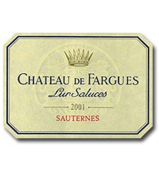 Chateau de Fargues 2005 Chateau de Fargues 375ml fles