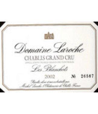 Domaine Laroche Chablis 1997 Domaine Laroche Chablis Blanchots lObedience