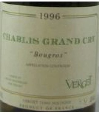 Verget 1998 Verget Chablis Bougros
