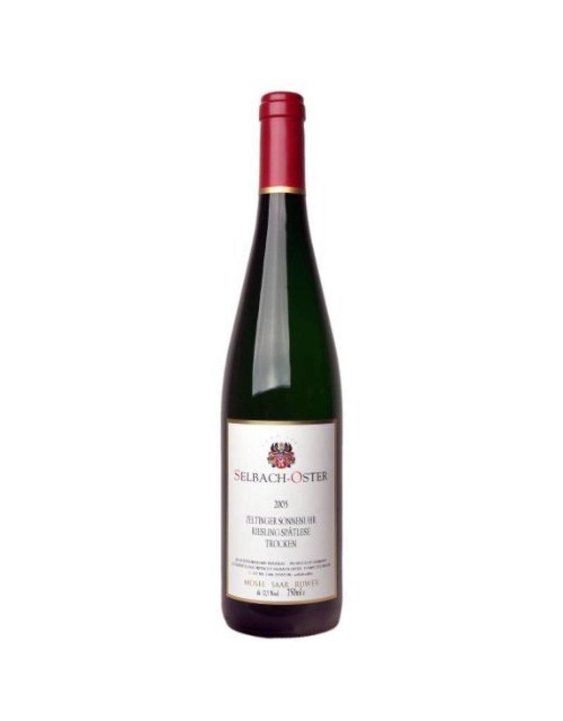Selbach-Oster 2002 Selbach-Oster Zeltinger Sonnenuhr Riesling Spätlese