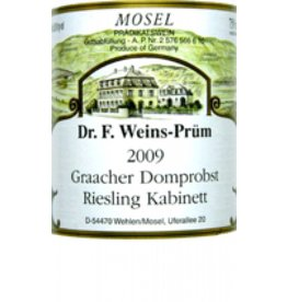 Dr. F. Weins-Prum 2002 Dr. F. Weins-Pruem Graacher Himmelreich Riesling Eiswein 375ml
