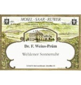 Dr. F. Weins-Prum 2002 Dr. F. Weins-Pruem Wehlener Sonnenuhr Riesling Eiswein 375ml