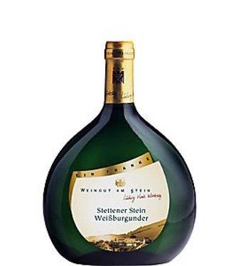 Weingut am Stein 2002 Weingut am Stein Stettener stein Weissburgunder Spaetese Trocken