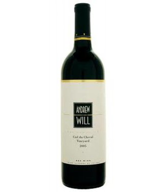 Andrew Will 2005 Andrew Will Ciel du Chavel Vineyad Red Wine