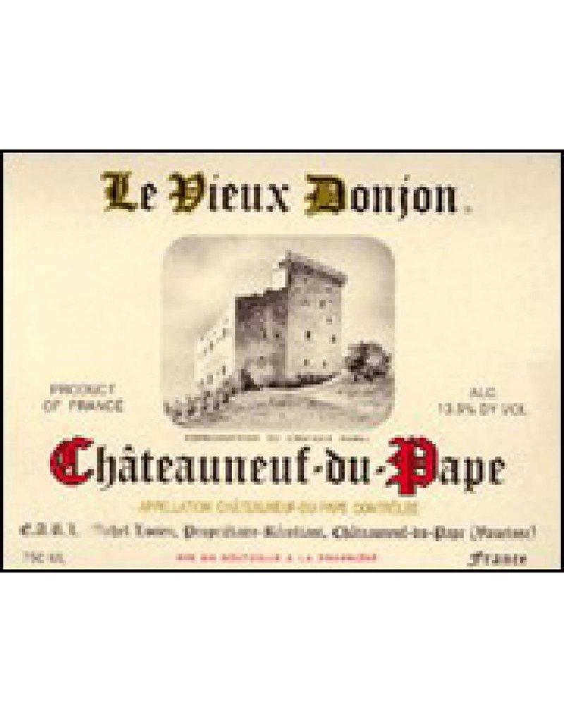 Le Vieux Donjon 2010 Le Vieux Don Jon Chateauneuf-du-Pape Blanc