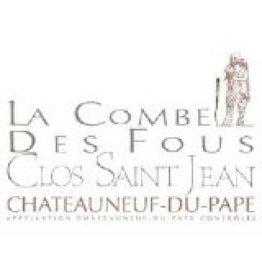 Clos Saint Jean 2003 Clos Saint-Jean Chateauneuf-du-Pape La Combe des Fous