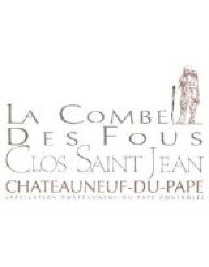 Clos Saint Jean 2006 Clos Saint-Jean Chateauneuf-du-Pape La Combe des Fous