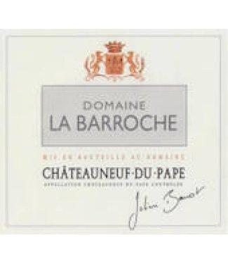 Domaine La Barroche 2006 Domaine La Barroche Chauteauneuf-du-Pape Signature