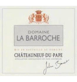 Domaine La Barroche 2006 Domaine La Barroche Chauteauneuf-du-Pape Signature 6 L