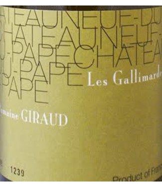 Domaine Giraud 2007 Domaine Giraud Chateauneuf-du-Pape Mathusalem